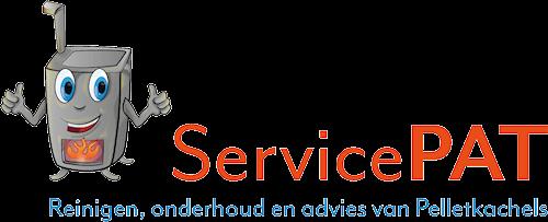 ServicePAT Reinigen Onderhoud en Advies van pelletkachels.